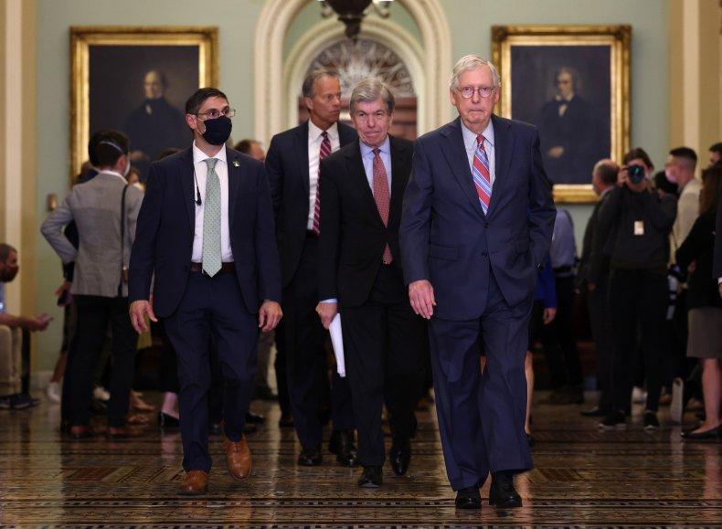GOP Senators