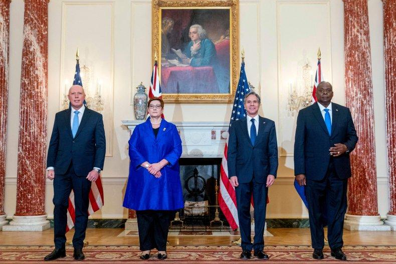 U.S. Australia Meeting