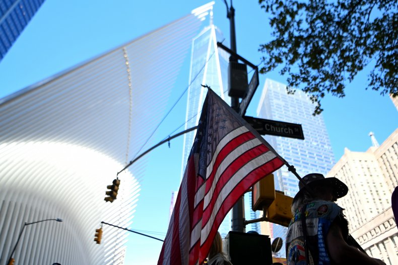 Washington high school cancels 9/11 tribute