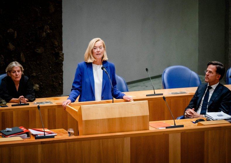 Sigrid Kaag resigns