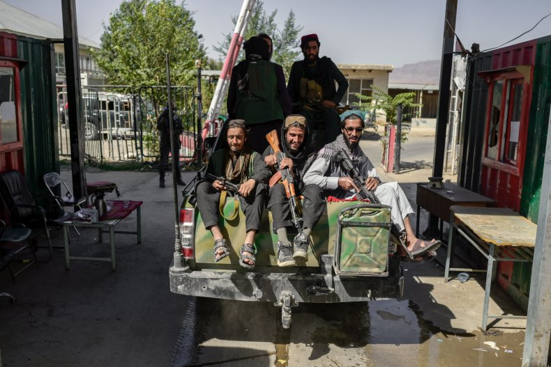 Afghanistan, Taliban, fighters, Pul-e-Charkh, prison, Kabul