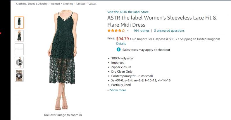 ASTR Label Women Sleeveless Fit.