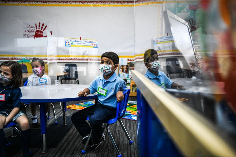 Florida School Mask Mandate Rivkees DeSantis Deposition