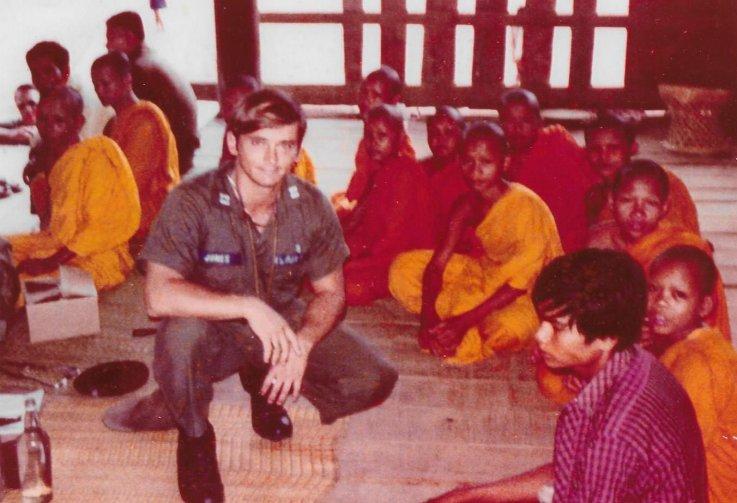 Bobby Jones in Udorn, Thailand