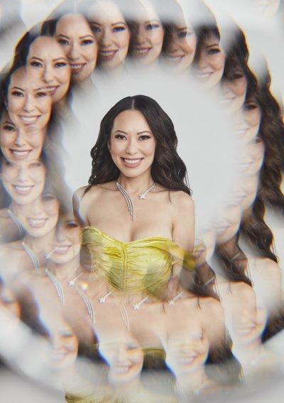 Christine Chiu Dancing with the Stars