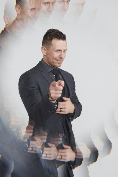 The Miz Dancing with the stats