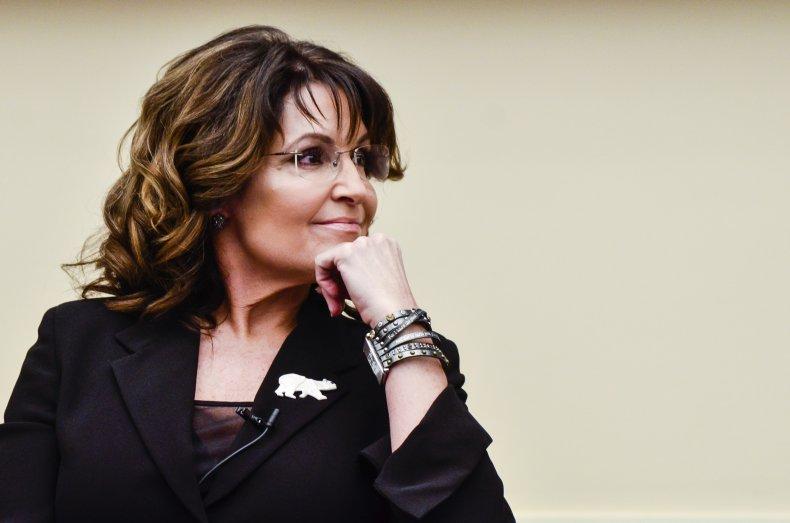 Sarah Palin Speaks in Washington, D.C.