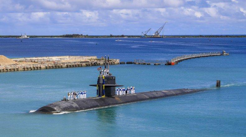 Nuclear Submarine Deal
