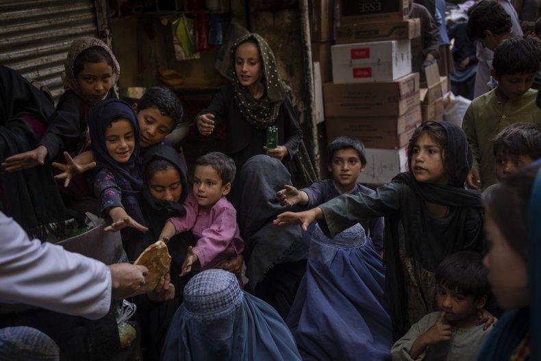 Afghan Women and Girls