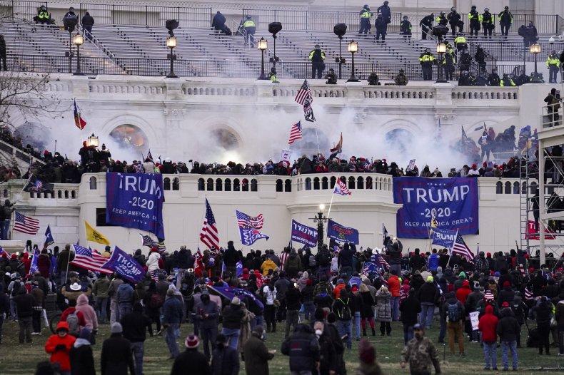 Police Prepare for Saturday Capitol Rally