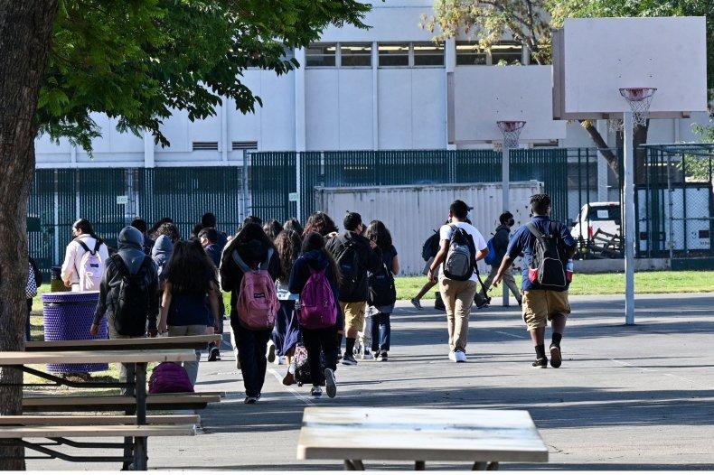 Los Angeles students