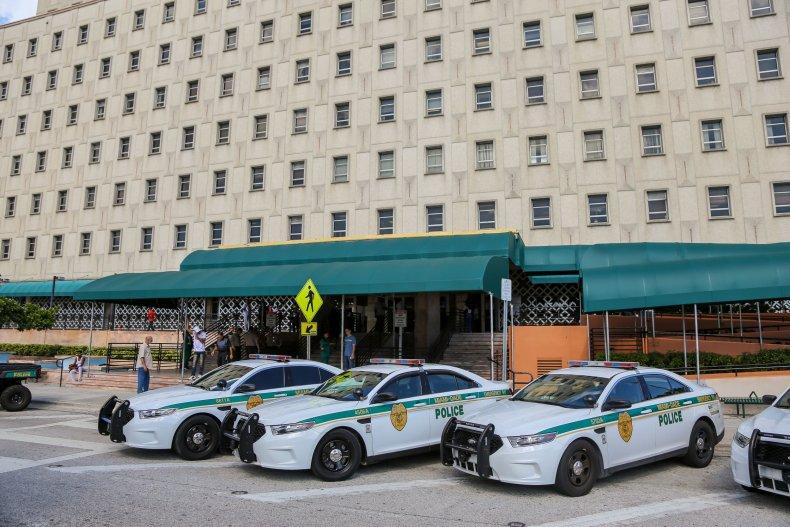Miami Dead Police
