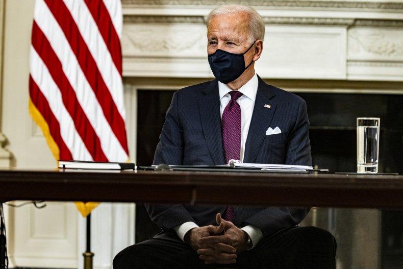 Joe Biden stimulus checks petition pandemic Democrats