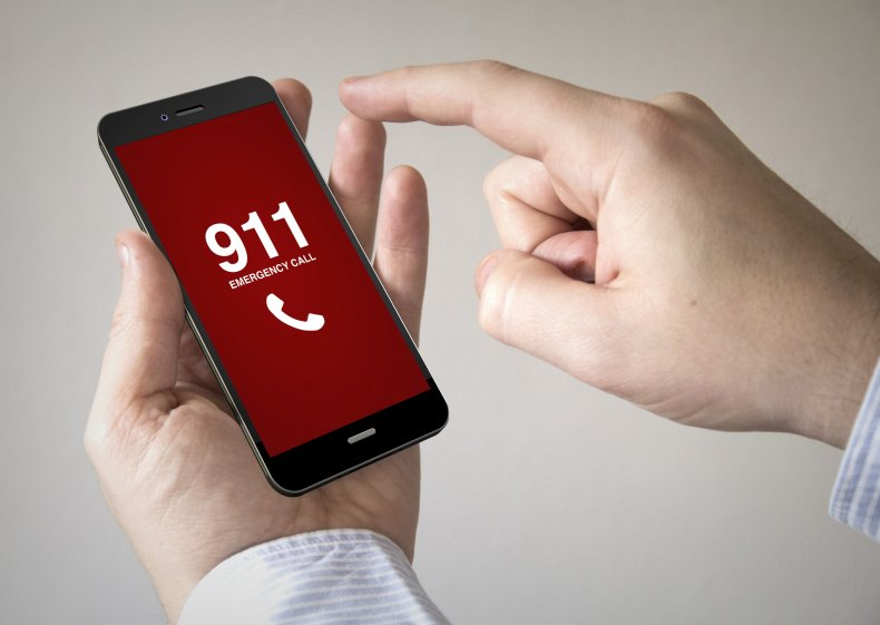 Indiana man arrested 911 emergency call tired