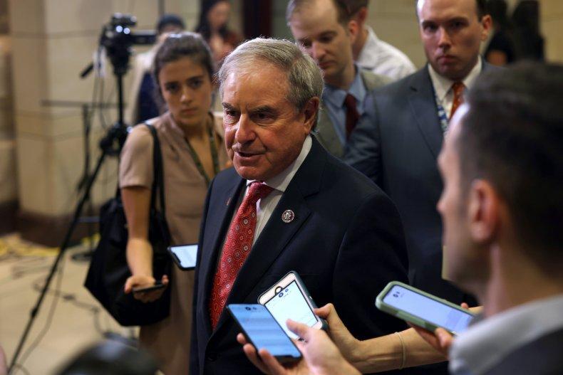 Clyburn, Yarmuth Democrats infrastructure deadline Pelosi