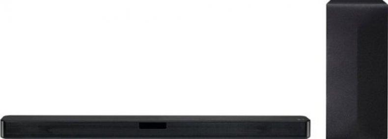 LG - 2.1-Channel 300W Soundbar System