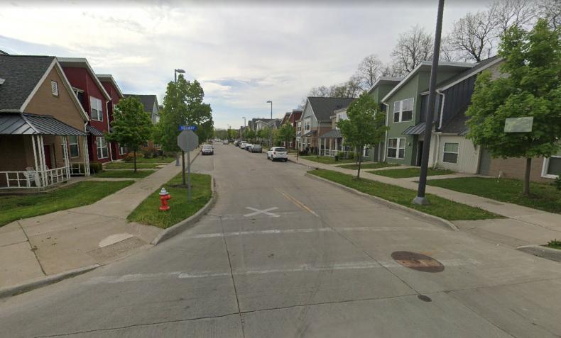 Kinsman neighborhood, Cleveland
