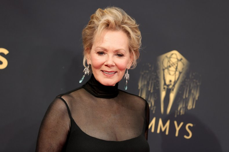 Jean Smart at the 2021 Emmy Awards.