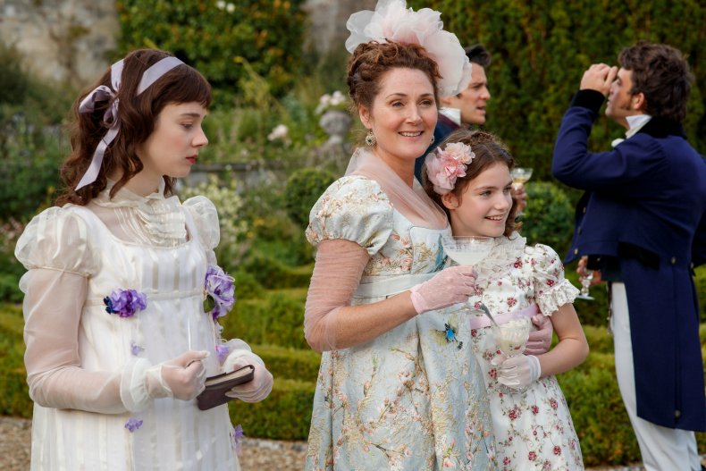 Eloise Bridgerton in Netflix's 'Bridgerton'
