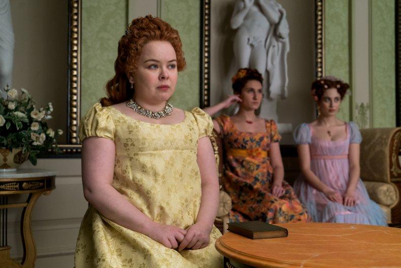 Penelope Featherington in Netflix's 'Bridgerton'