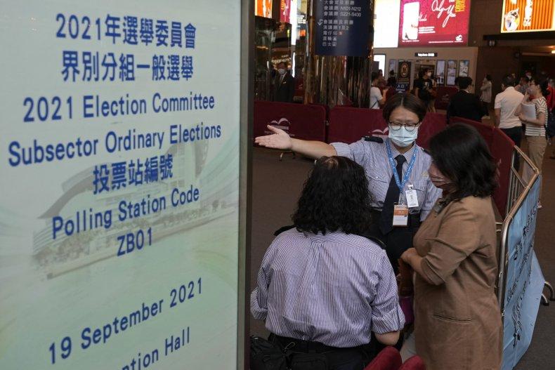 Hong Kong Panel Selected