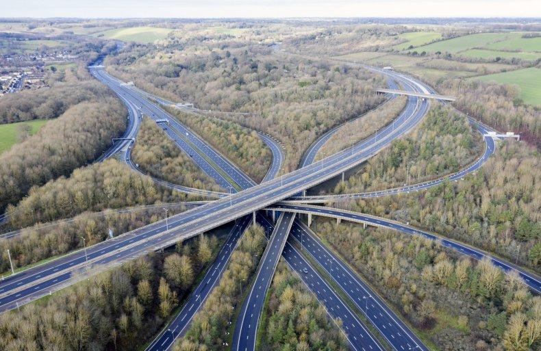m25 Highway