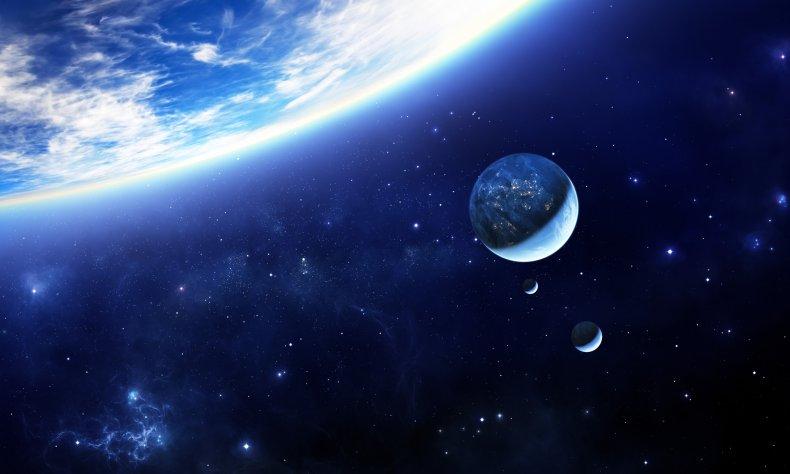 exoplanet, hycean