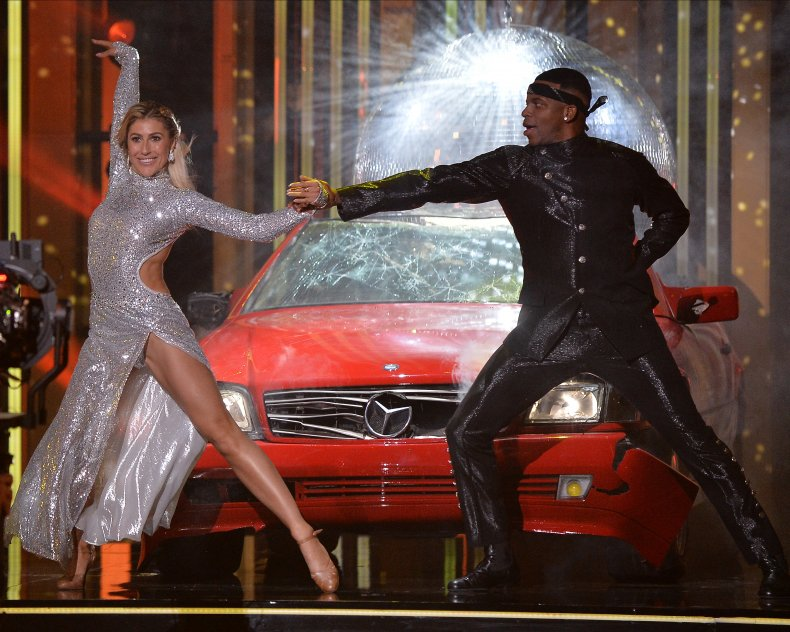 Emma Slater and Jimmie Allen