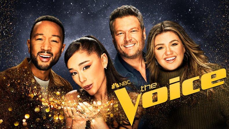 The Voice Season 21 artwork