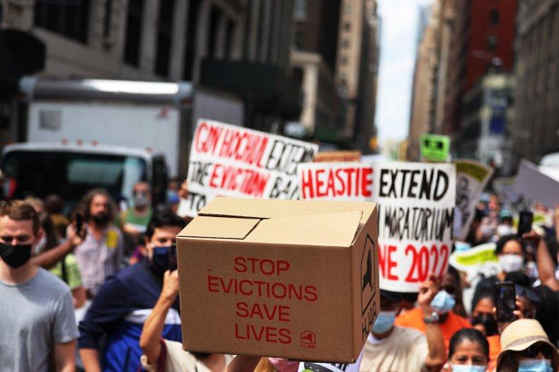 Democrats Introduce Bill Save Eviction Moratorium