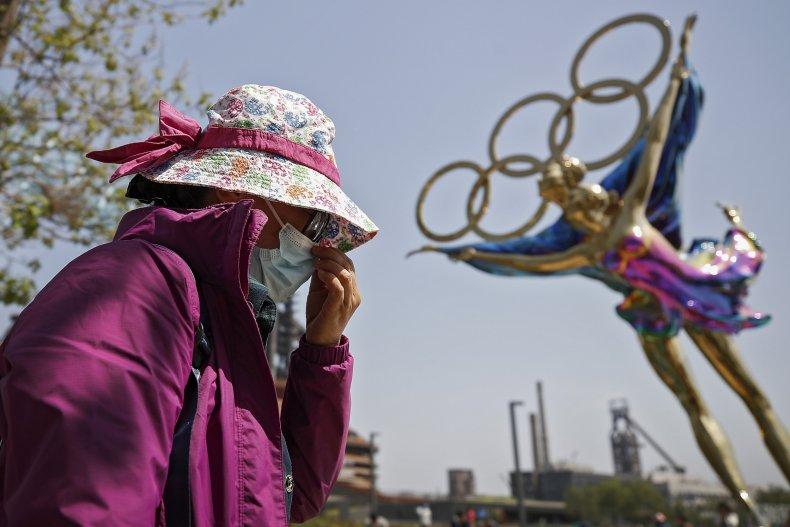 China COVID-19 Beijing Olympics