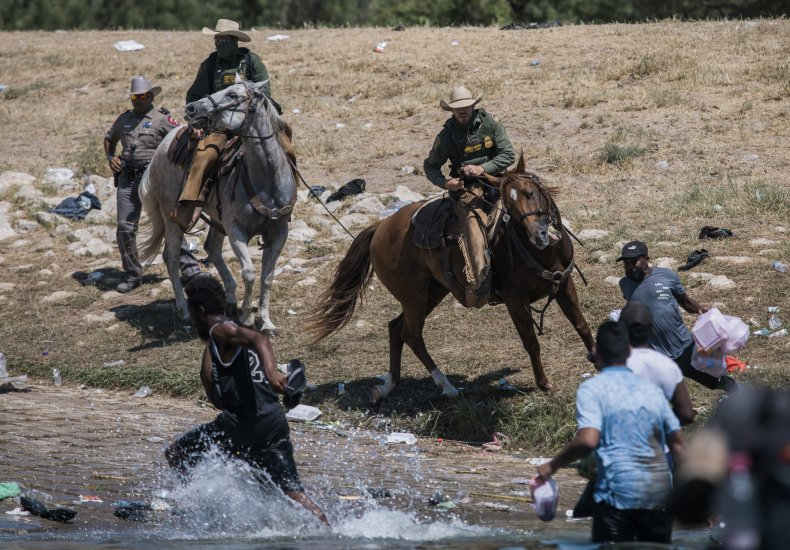 Rio Grande MIgrants