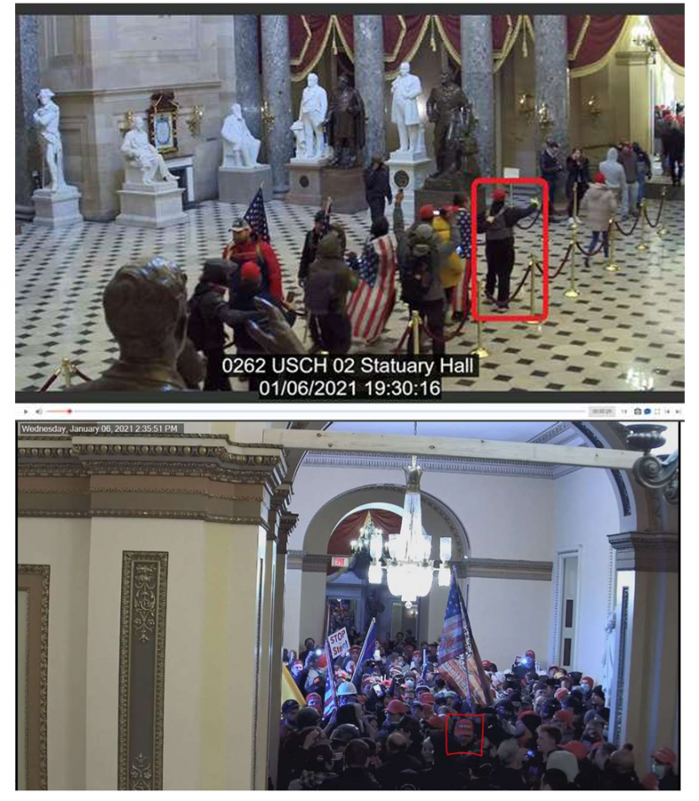 Kansas Capitol Rioter Arrested by FBI