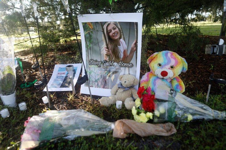 Gabby Petito Memorial Missing Person Black Women