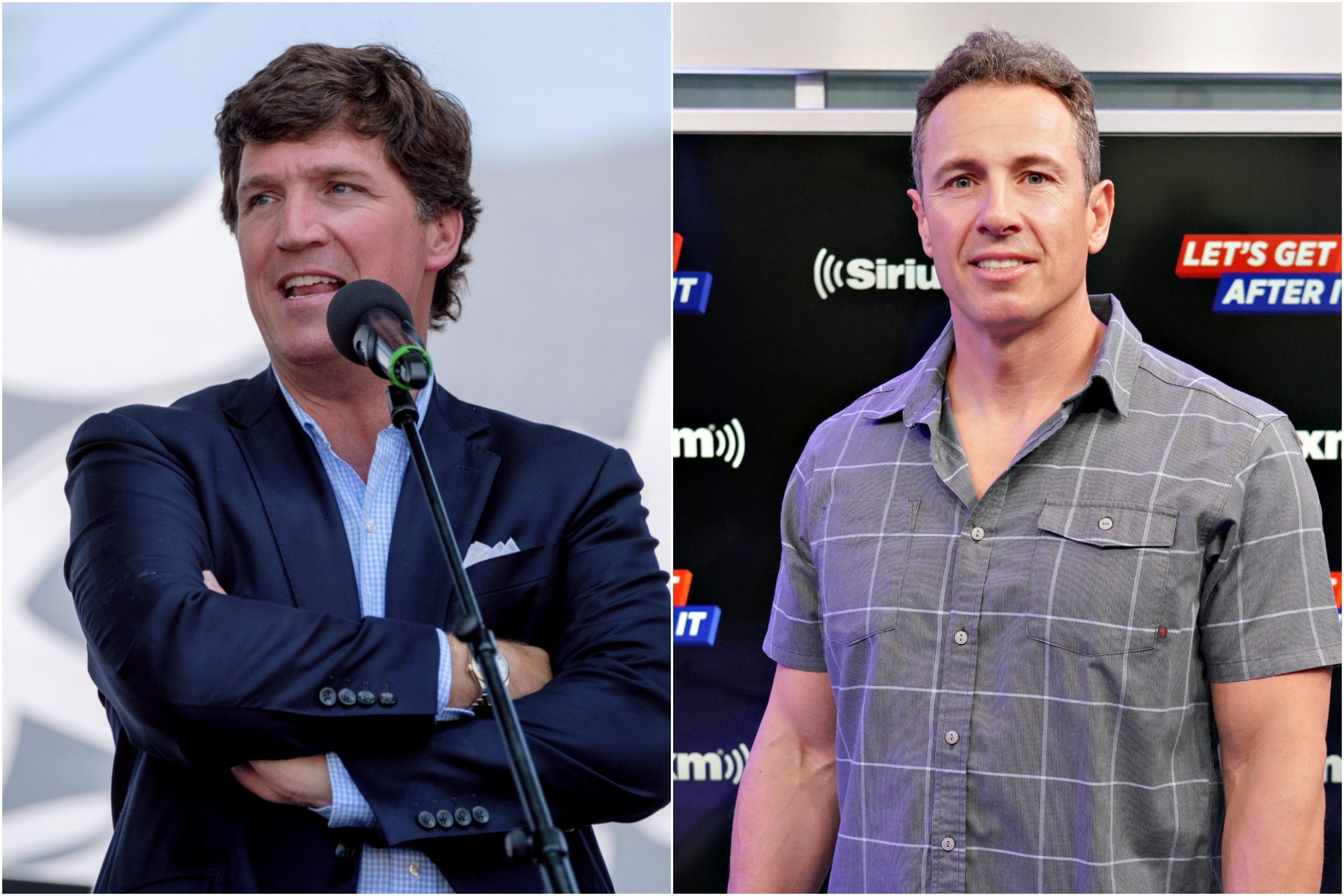 Tucker Carlson Calls Chris Cuomo 'Single Dumbest Person' on Cable News - Newsweek