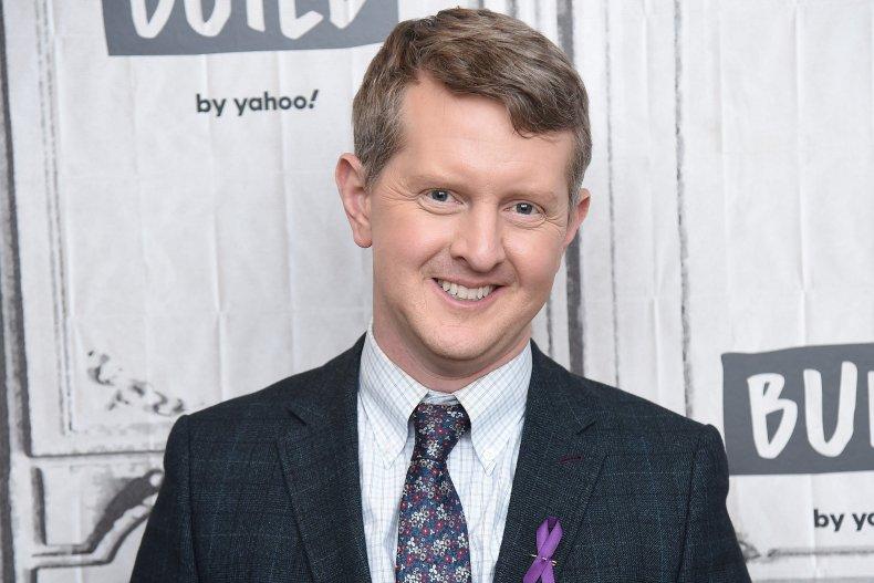 """All-time """"Jeopardy!"""" champ Ken Jennings"""