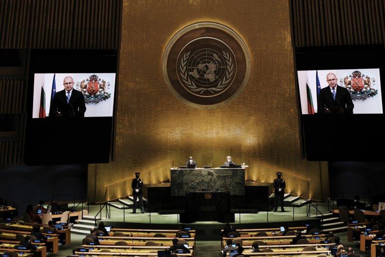 U.N. General Assembly
