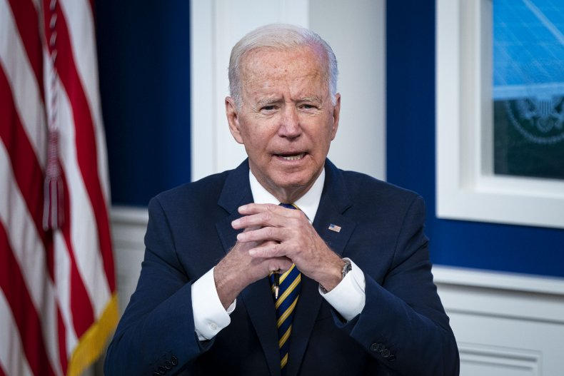Biden's approval rating sinks to new low