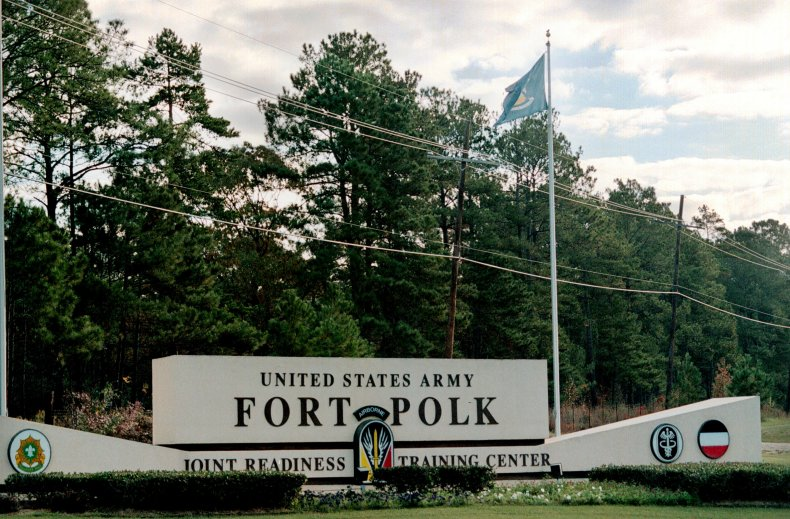Fort Polk Louisiana Army Gang-Related Shooting Arrests
