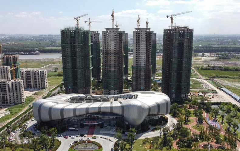 China Evergrande Group Faces Financial Demise