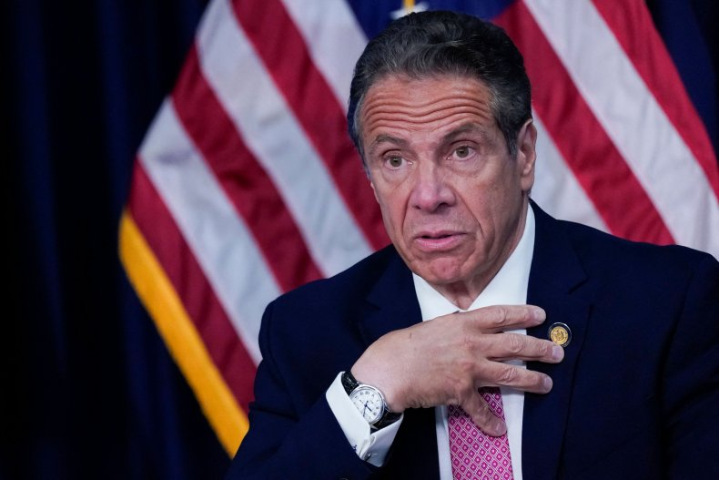 Andrew Cuomo Shares Supporters Thoughts On Ousting