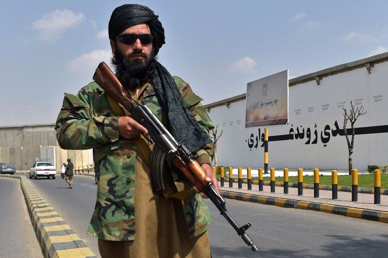 Taliban Guard