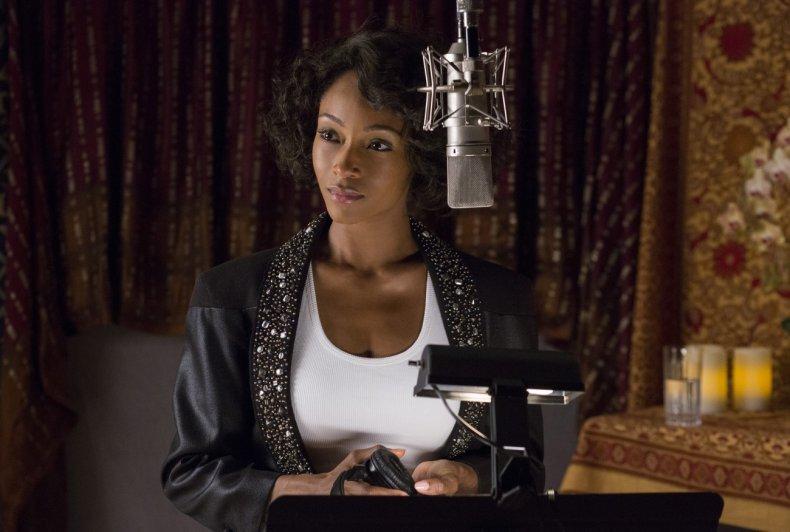 Yaya Da Costa as Whitney Houston