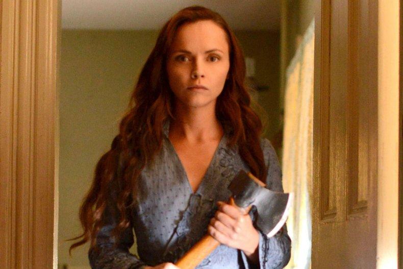 Lizzie Borden took the axe