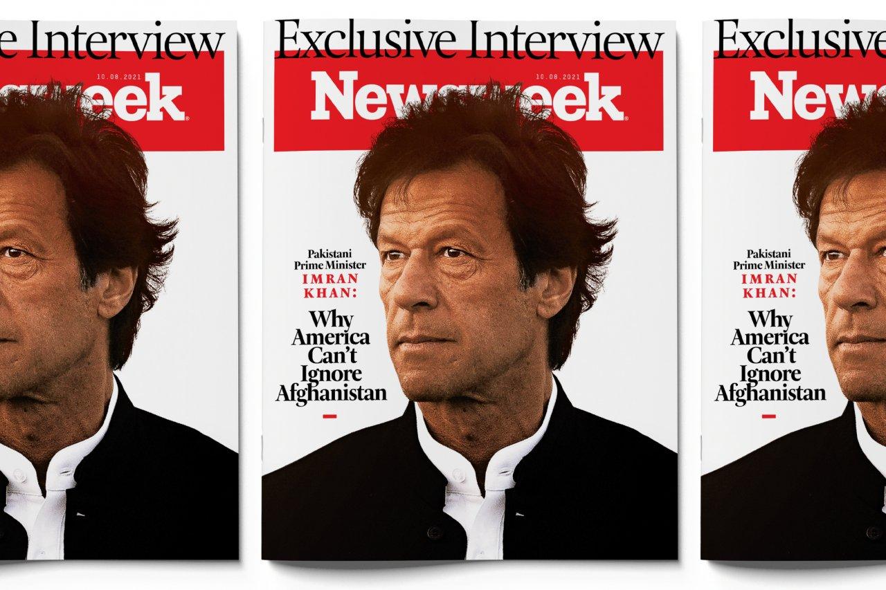 FE Cover Imran Khan BANNER