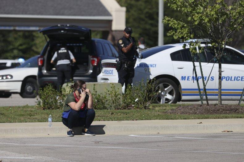 Collierville Kroger Shooting