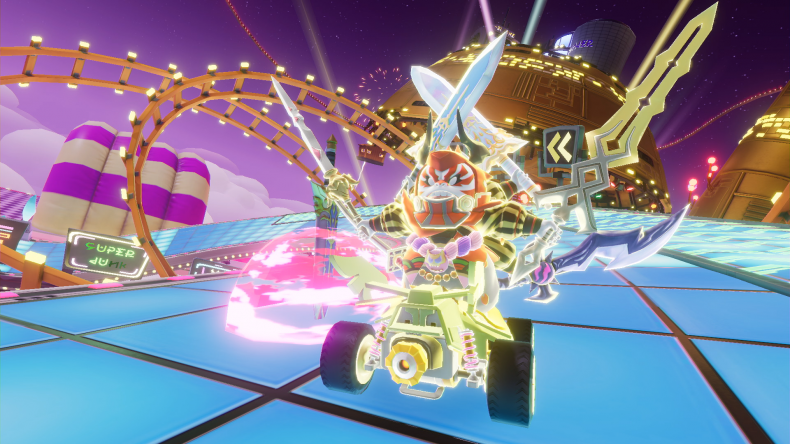 Chocobo GP Trailer Screenshot