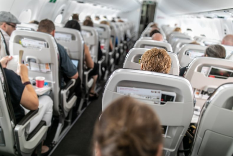 Unruly Passenger Chokes Flight Attendant