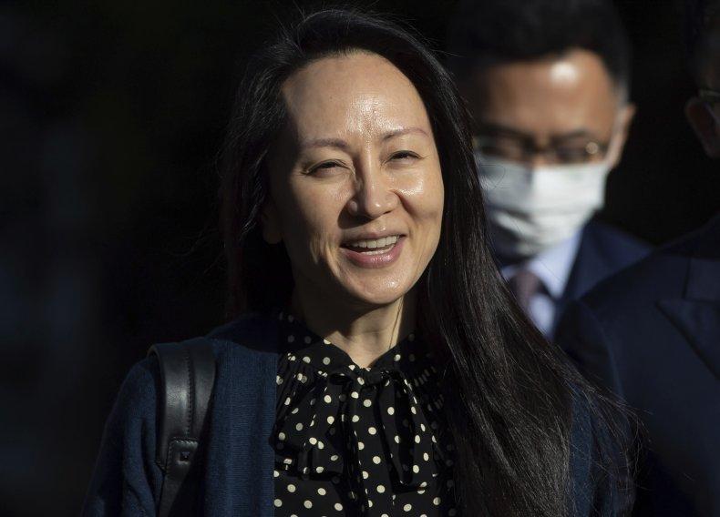 Huawei CFO Trial