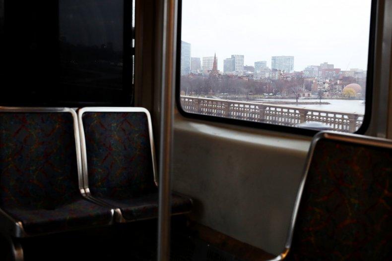 Boston train conductor assaulted